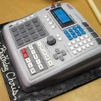 Akai Board Birthday Cake Just another fun birthday cake....enjoy...cakesmith.