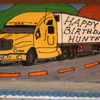 Kenworth WASC sheetcake; cream cheese transfer