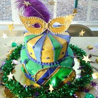 Mardi Gras My son wanted his graduation to be a Mardi Gras theme but they voted for Bollywood instead. So, I had a Mardi Gras birthday party for him...