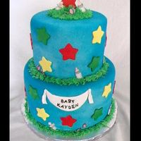 Baby Shower Cake   TYFL Mark-Mexicano