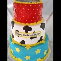 Toy Story Cake   TYFL, Mark-Mexicano