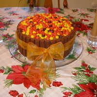 Thanksgiving Cake 09 Thanks for the inspiration for making this cake, when I saw the pictures on this site I just knew that I had to make it for our...