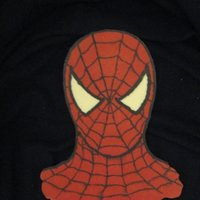 Chocolate Transfer Spidey Thanks to a tutorial i found here on cc. Here is a chocolate spidey I made for a sheet cake..the customer loved it(well he was turning two...