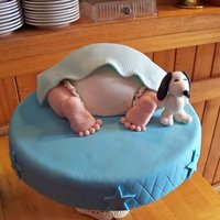 Baby Toes! I've always loved these cakes. They may not be politically or correct, but they are cute. Thanks Cake Central for all of the...