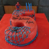 Spidre_Man_002.jpg Spider man for my sons 5th birthday. It was a winner....