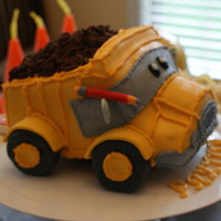 Construction Pals Dump Truck This is my second Construction Pals Dump Truck. This one turned out better than the first. It was for my son's 2nd Birthday. He loved...