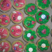 Pic N Mix Cupcakes! A selection of cupcakes made for St Wilfrids Hospice charity event! Yum! x