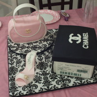 Chanel Purse Shoebox And Shoe