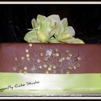 Green Jewel Cake