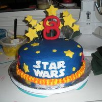 Star Wars This cake was inspired by many here on CC!!!