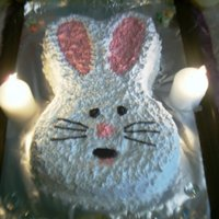 Bunny i just needed to try this pan out