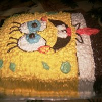 Spong Bob a friend ordered this for her son