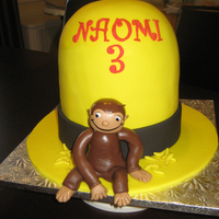 Curious George Birthday Cake Thanks to all the CCers who inspired this. Imitation is the highest form of flattery :o)