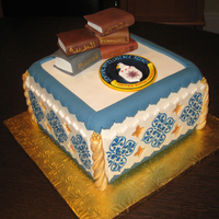 Birthday Cake For A Cia Linguist