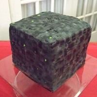 Resistance Is Futile - Borg Cube The groom is a Treky and wanted something Star Trek themed. The Borg Cube seemed the simplest option. Four layered Tripple Choc Cake with...