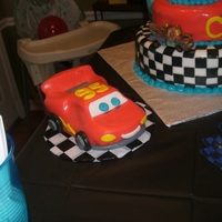 Lighting Mcqueen (Cars)