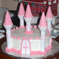 My First Castle Cake