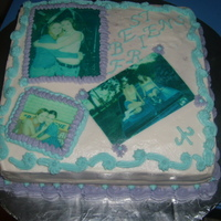 Best Friends Cake