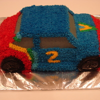 Car Birthday Cake This is a birthday cake I made for my nephew. I am 14 years old and I love to decorate cakes. Cake Photos By bnroberts1016, Check out my...