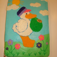 Stork Delivery This is a baby shower cake I made for my new nephew. I am 14 years old and I love to decorate cakes. Cake Photos By bnroberts1016, Check...