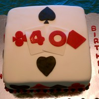 Casino Theme Birthday
