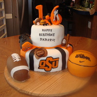Sports Fan Birthday