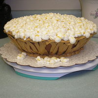 Popcorn Cake Colette Peters design. Such fun to make!!
