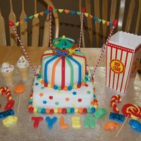 Carnival Theme Birthday