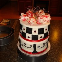 Shannon's Twilight Bday Cake