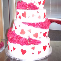 Heart Cake heart cake!! for valentines day!
