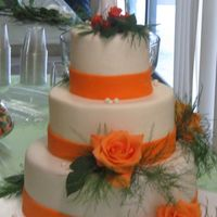 Mmf Wedding Cake