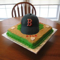 Birthday For Boston Red Sox Fan For my son's 23rd birthday. Thanks to all the CCer's who inspired me!