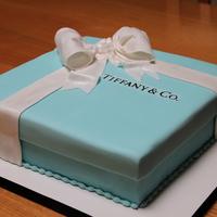 Tiffany Co Birthday Cake Cake Gallery on Cake Central