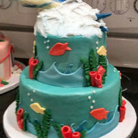 Sailfish Cake