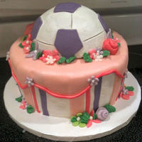 Girl Soccer B Day