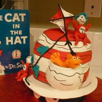 The Cat In The Hat First time, learned a lot and will shape differently next time.
