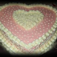 Heart Buttercream heart