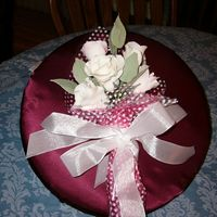 Gumpaste Floral I earned a blue ribbon for these at the State Fair this year.