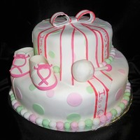 Baby Shower Cake For Friends