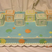 Baby Parker   Inspired by TxBama's cake. Thanks