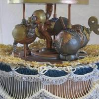 My Steampunk Wedding Cake