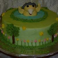 Love's Wonder Pet Cake