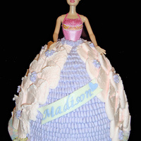 Another Barbie Cake