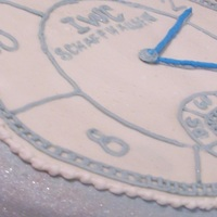 Watch Cake   For a 60th birthday where the birthday boy has a love of designer watches.