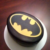 Batman Logo   $30.00