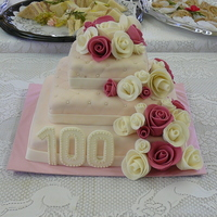 100Th Anniversary Of Rose