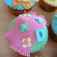 Beach Cupcakes For Sandrine