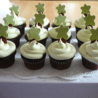 Forestry Tree Cupcakes
