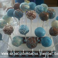 Baby Shower Cake Pops Thanks to CC members...I read through the entire Cake Ball thread over the course of 3 days and learned everything I needed to know (and...