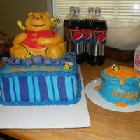Pooh First Birthday